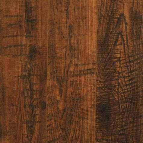 pergo spice handscraped 5 quot 10mm beveld laminate wood flooring w pad 2 79 sf