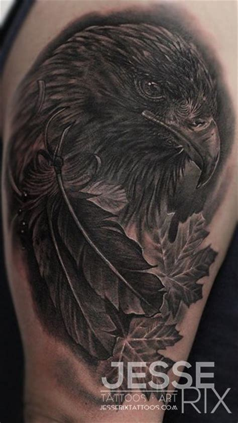 golden eagle tattoo golden eagle by rix tattoonow