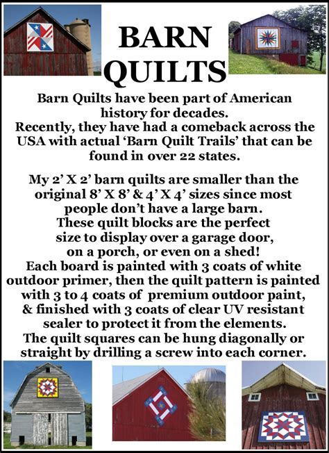 Barn Quilts History by The Barnquiltstore The Barnquiltstore Is Open Barn