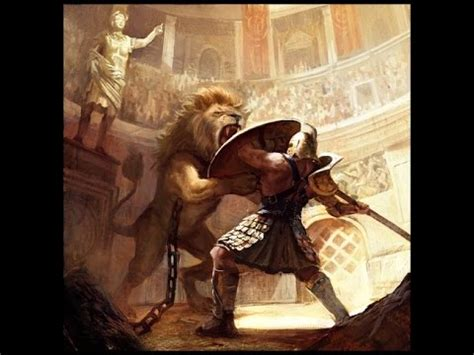 Lions And Christians lions ate christians why not eat daniel