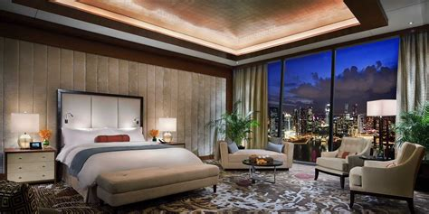 Suite by Presidential Suite In Marina Bay Sands Singapore Hotel