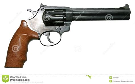 the modern american pistol and revolver including a description of modern pistols and revolvers of american make ammunition used in these arms by american marksmen classic reprint books modern two colored revolver gun stock photo image 7953248