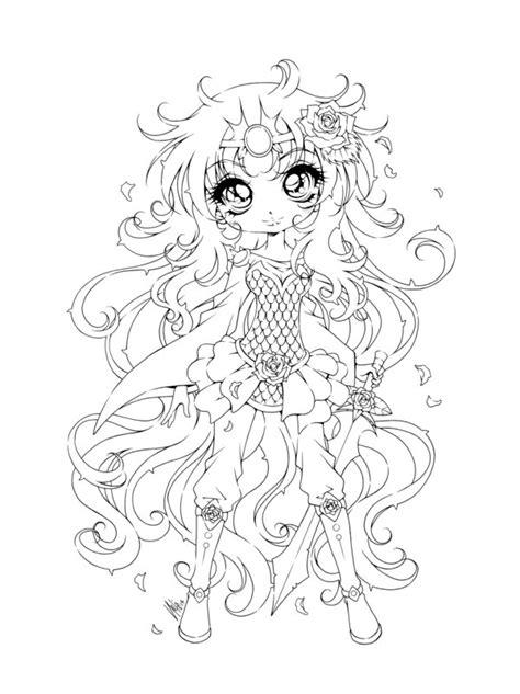 princess rose coloring page rose princess saja by sureya on deviantart