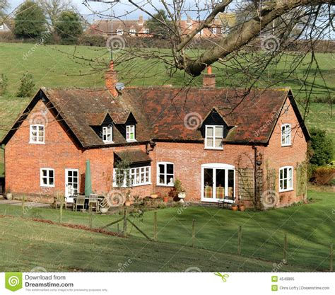 House Plans With Casitas red brick english rural house royalty free stock photo