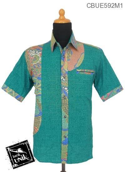 Kemeja Koko Baju Koko Sajjad Alqorni Embos kemeja batik ekslusive sopal embos motif jagad warna kontemporer kemeja lengan pendek murah
