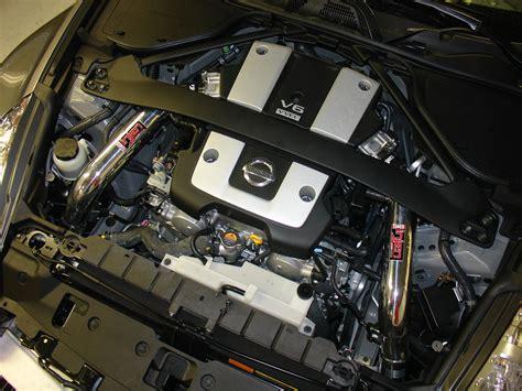 nissan 370z cold air intake injen 370z cold air intake system z1 motorsports