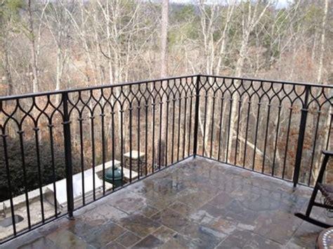 Iron Porch Railing Pin By Barbara Mangrum On Home