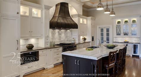 white kitchen cabinets with dark island espresso kitchen quartzite countertops transitional kitchen drury designs