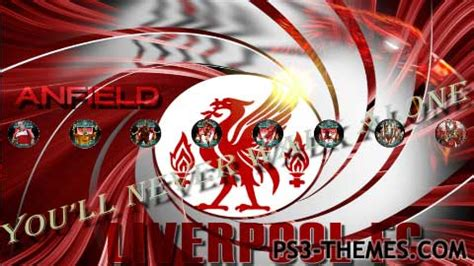 themes liverpool ps3 themes 187 liverpool fc