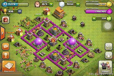 game coc full mod coc game player share 6 of the conserved base matrix the