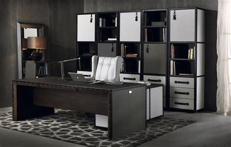 Contemporary Home Office Furniture Collections Leather Furniture Traveler Collection