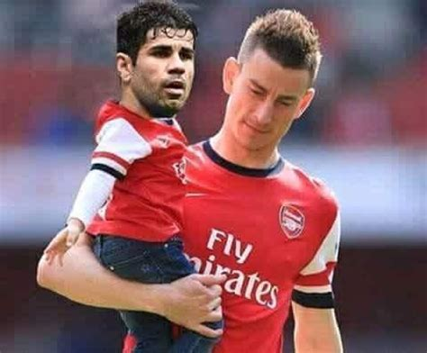 Diego Costa Meme - laurent koscielny trolls diego costa on instagram