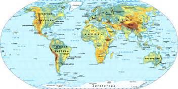 география обозначения на карте