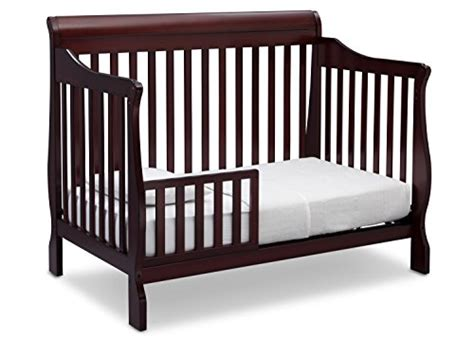 Delta Canton Crib Cherry by Delta Children Canton 4 In 1 Convertible Crib Espresso Cherry