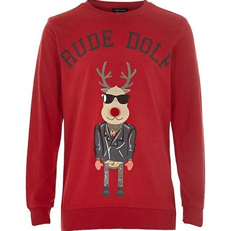 Winter Front Door Decorating Ideas - rude christmas jumpers fun or a tasteless joke