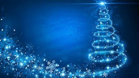christmas blue wallpaper hd  desktop  wallpaperscom