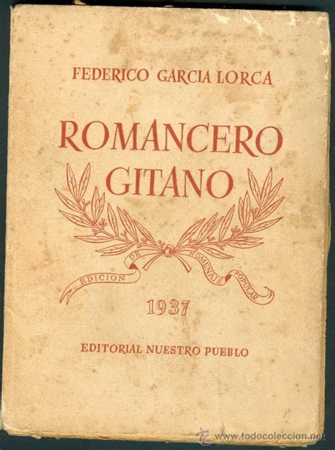 romancero gitano 17 best images about libros necesarios books on