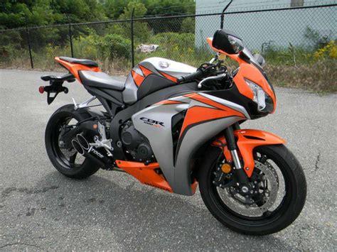 2010 honda cbr 2010 honda cbr1000rr sportbike for sale on 2040 motos
