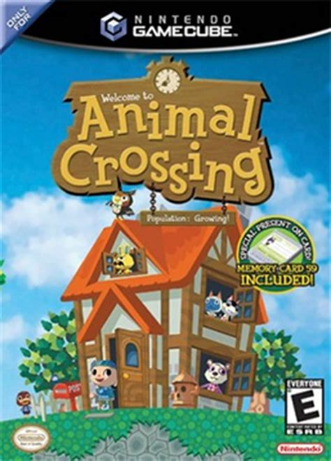 Animal Crossing (video game) Wikipedia