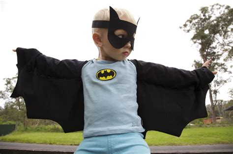 Handmade Batman Costume - batman costume