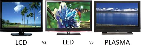 Tv Lcd Vs Led lcd vs led vs plasma which tv technology to choose t