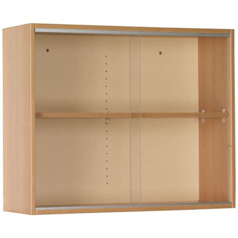 Glass Sliding Door Cabinet Wall Display Cases Wall Mounted Trophy Cases At Schoolsin