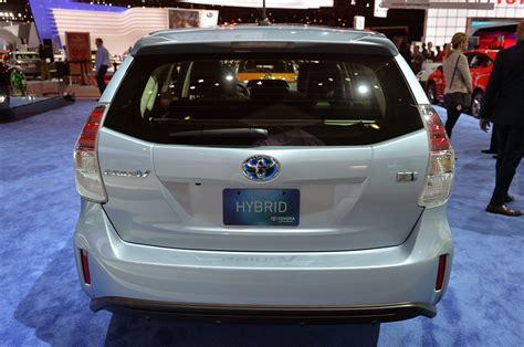 2015 Toyota Prius V 2015 Toyota Prius V La 2014 Photo Gallery Autoblog
