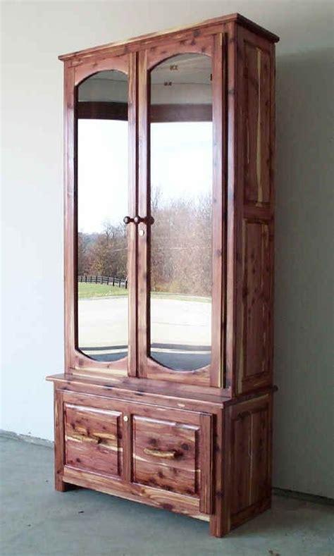 Cedar Gun Cabinet by 17 Best Images About Gun Cabinet On Shelves
