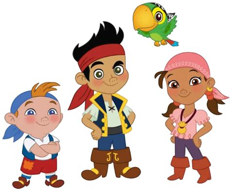 pirate clipart jake neverland pirates pencil color pirate clipart jake