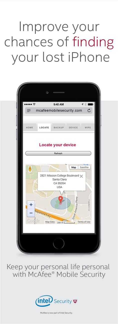 mcafee mobile security pin 40 best protect your mobile device images on