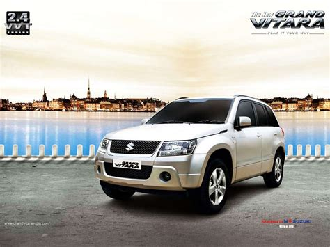 Maruti Suzuki Escudo Price In India Grand Vitara 2 4 Features Specs Review Picture