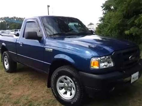 sold ford ranger regular cab  ford certified call