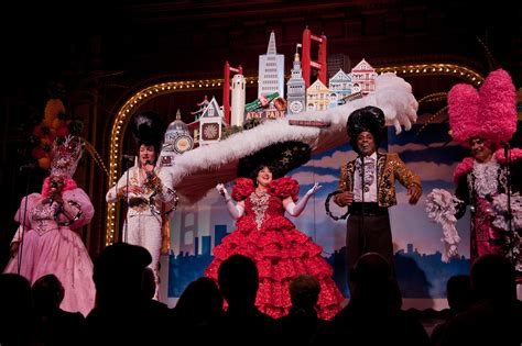 Blanket Babylon San Francisco by And Fisherman S Wharf Neighborhood Guide Time Out