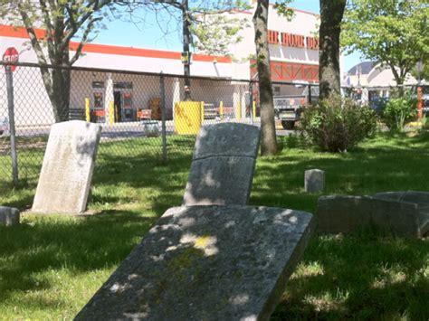 news who s buried outside home depot commack ny