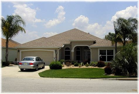 the villages fl designer home in the of