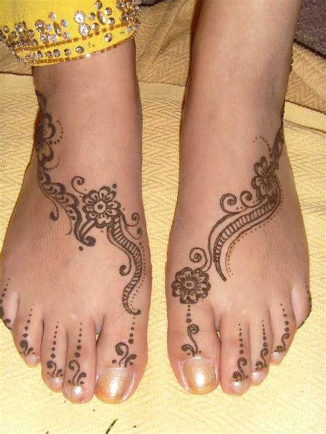 stylish arabic mehndi designs for feet arabic henna