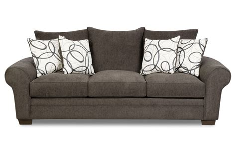 chenille sectional sleeper sofa othello chenille sofa at gardner white