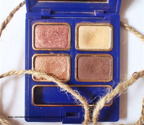 Eyeshadow Inez Vs Sariayu til cantik nan irit coba 10 produk make up lokal