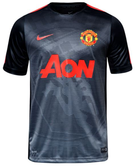 Kaos Logo Of The Match Warna Hitam baju jersey latihan manchester united mu grade ori warna