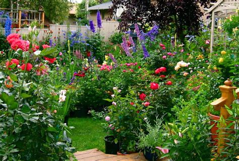 Cottage Garden Flower Bed Design Pdf Cottage Garden Flowers