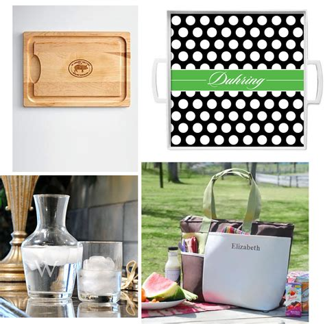 4 great gifts for bridal shower hosts onewed