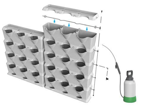 Vertical Garden Irrigation System Irrigation Kit For Minigarden Vertical Minigarden Us