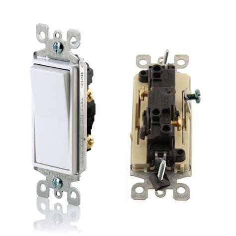 leviton electrical switches leviton decora 174 illuminated designer rocker switches