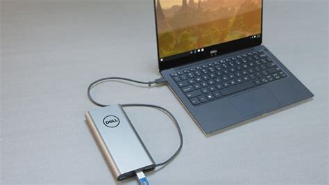 Notebook Power Bank dell notebook power bank plus usb c 65w