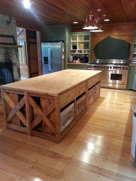 Reclaimed Timber Custom Kitchen Benches   Rustique