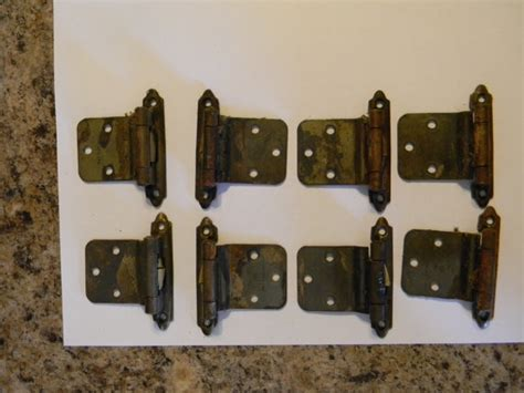 1960s Kitchen Cabinets Vintage 1960 S Cabinet Hardware Hinges Kitchen By