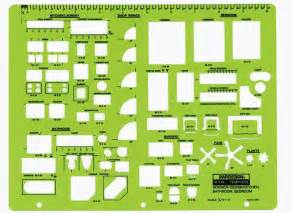rapidesign r 716 interior design drafting template
