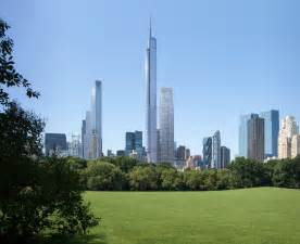 Park Tower Revealed Central Park Tower Shows Its Retail Base 6sqft