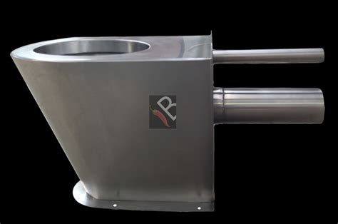 stainless steel toilet stainless steel prison toilet with extended inlet outlet