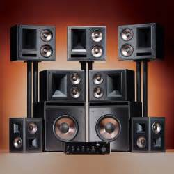 home stereo speakers thx ultra2 series klipsch